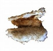 Kiezebrink Dried Hairy Rabbit Skins 100g